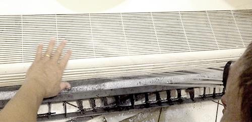 呼叫黃背心,冷氣清洗,冷氣機清洗,冷氣清潔,清洗冷氣