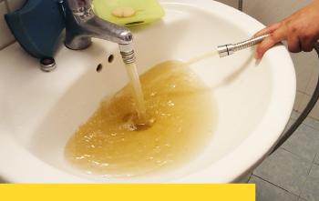 洗澡沒熱水,只能洗戰鬥澡? 洗水管清洗步驟大公開!