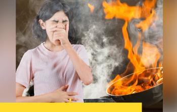 肺腺癌的兇手竟在廚房,如何減少油煙帶來的危害?注意這2點